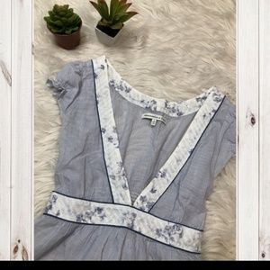 Sexy Low Cut top Abercrombie S
